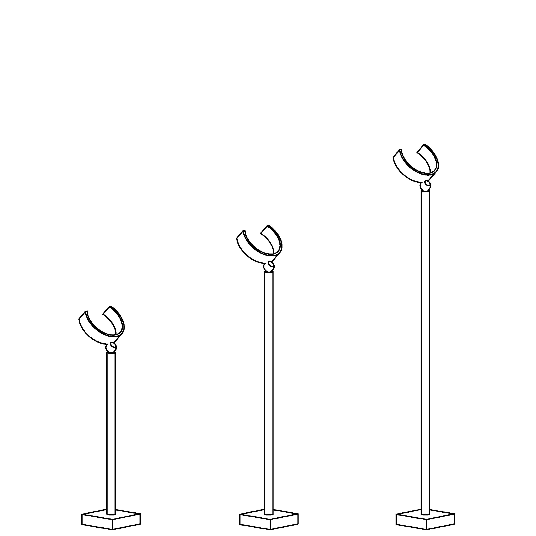 in ottone lucido e maniglie in ebano JCB in stile antico per chiavi colorate Elegante rosetta per porta della camera di alta qualit/à